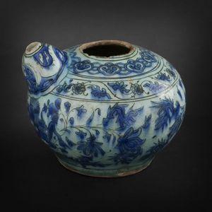 Expertissim - base de narguilé. iran, art safavide, xviie siècle - Narghilè