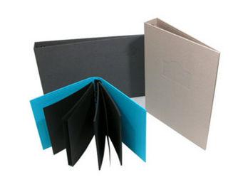 Papier Plus - classeurs / books de présentation - Raccoglitore Ad Anelli