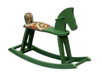Gilles Nouailhac - balthazar-- - - Cavallo A Dondolo