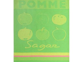 Jean Vier - arnaga pomme - Asciugamano Piccolo