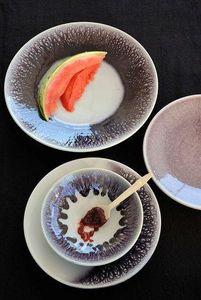 Jars - poème pourpre - Scodella Per Cereali