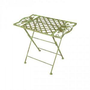 Demeure et Jardin - table enfant chêne - Tavolino Bambino