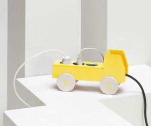 Details Produkte + Ideen - plugtruck - Multipresa / Ciabatta Elettrica