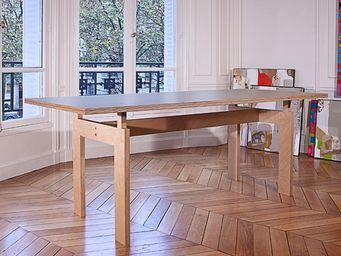 MALHERBE EDITION - table lc - Tavolo Per Ufficio