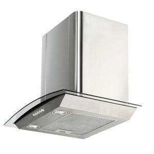 WHITE LABEL - hotte aspirante de cuisine 700 m³/h -