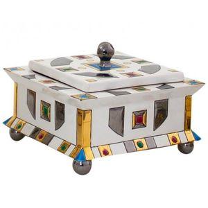 EMAUX DE LONGWY 1798/FRAGRANCE -  - Scatola Decorativa