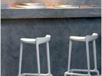 Mathi Design - lot de 2 tabourets de bar happy pedrali - Sgabello Da Bar
