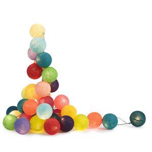 LA CASE DE COUSIN PAUL - tao tong - coffret guirlande lumineuse multicolore - Ghirlanda Luminosa