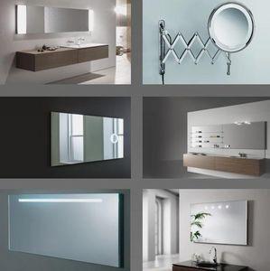 La Maison Du Bain -  - Specchio Ingranditore Da Bagno
