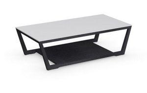 Calligaris - table basse element de calligaris graphite avec pl - Tavolino Rettangolare