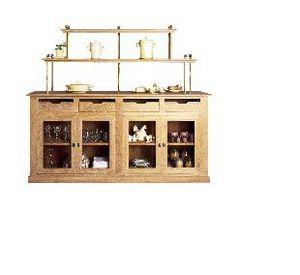 Maison Strosser - le grand dressoir - Mobile Di Servizio Per Cucina
