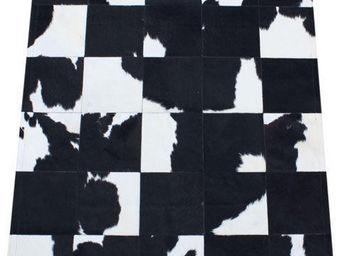 Tergus - tapis peau de vache ref.716 - Tappeto Di Cuoio