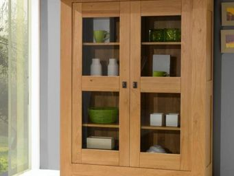 Ateliers De Langres - vitrine whitney - Armadio Vetrina / Cristalliera