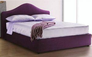 STYLEHOUSE  - lit coffre madrigale haut de gamme avec tête de li - Letto Con Contenitore