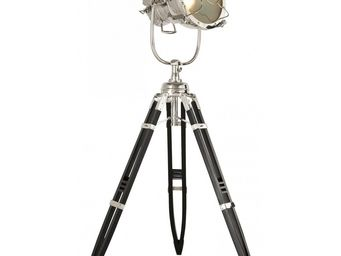 Kare Design - lampadaire jumbo spot - Lampada Da Terra Treppiede