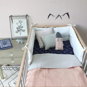 CAMOMILE LONDON - double layer swaddle blanket - Paracolpi Lettino