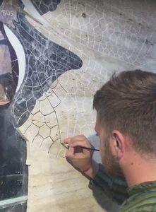 MANEO -  - Decorazione Murale