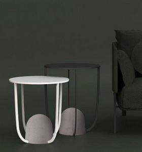 Alain Gilles - w8 tables - Tavolino Di Servizio