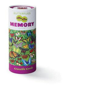 BERTOY - 36 animal memory butterflies - Gioco Educativo