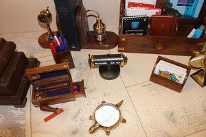 Artesania Esteban Ferrer - objets de bureau - Oggetto Marino