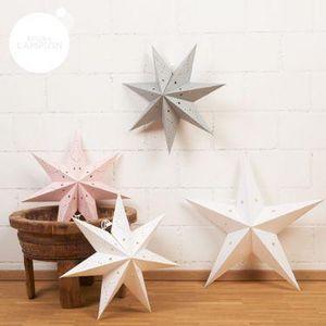 SOUS LE LAMPION - etoile polaire - Stella Decorativa