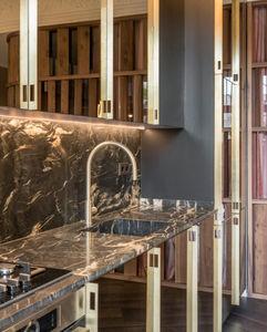 Cea design - gold - Miscelatore Lavabo