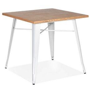 Alterego-Design -  - Tavolo Da Pranzo Quadrato
