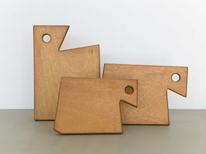 THE COOL PROJECTS - cutting boards - Tagliere