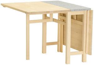 Tavolo con ribalta