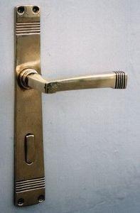Replicata - zimmertür-garnitur jugendstil - Maniglia Porta