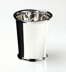 Ovale -  - Bicchiere Di Metallo
