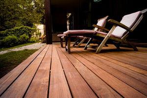 Parquets Obd - terrasses bois exotiques - Pavimento Per Terrazzo