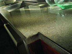 SILESTONE et ECO BY COSENTINO - eco iron ore - Piano Da Lavoro Cucina