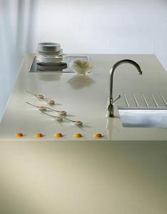 SILESTONE et ECO BY COSENTINO -  - Piano Da Lavoro Cucina