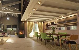 Valerie Barth  Architecte D'interieur -  - Progetto Architettonico Per Interni