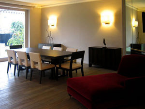 BENNY BENLOLO -  - Progetto Architettonico Per Interni Sala Da Pranzo
