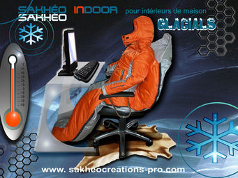 SAKHEO CREATIONS - indoor sakhéo - Sacco A Pelo