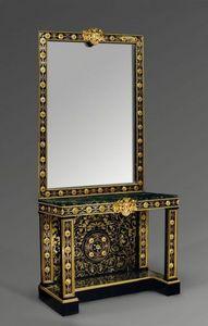 Aveline - console miroir bellangé - Consolle