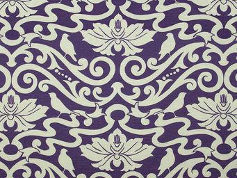 Equipo DRT - al-andalus lila - Tessuto Stampato