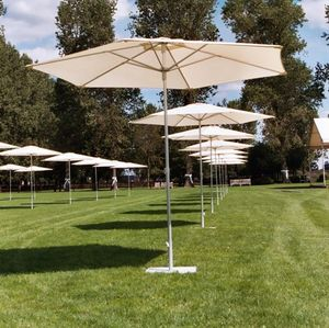 PROSTOR parasols - parasol mat central p50 - Ombrellone