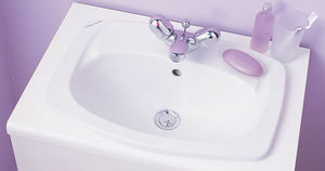 Armitage Shanks - planet vanity basins - Bagno