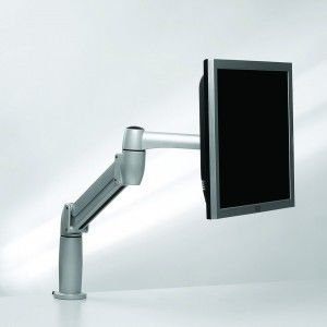 Broad Power Solutions - space arm - desk mounted - Portaschermo