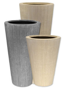 DESIGNER PLANTERS - design pst1   design pst2   design pst2 design pst3 design pst3   polystone - Vaso Da Giardino