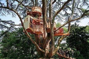 DANS MON ARBRE -  - Casa Sull'albero