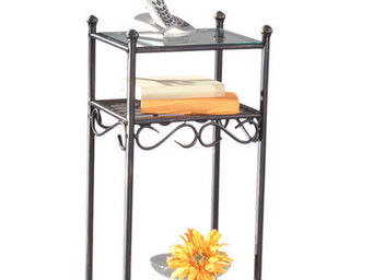 Miliboo - florence - Tavolino Per Telefono