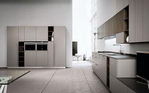 Total Consortium Clayton - teknica regula - Cucina Moderna