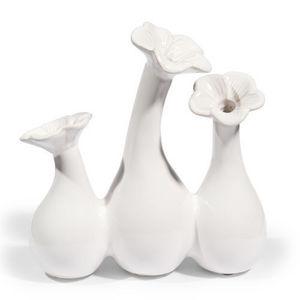MAISONS DU MONDE - vase flower triple - Vaso A Stelo