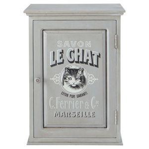 MAISONS DU MONDE - meuble haut salle de bain le chat - Mobile Bagno
