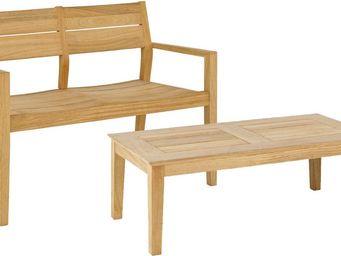 Alexander Rose - canapés, chaises et tables fsc - Salotto Da Giardino