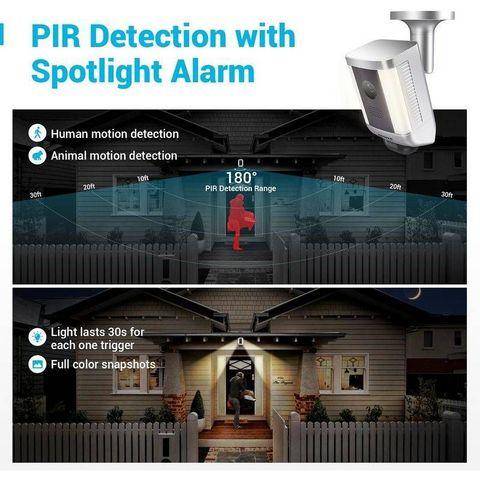 ANNKE - Videocamera di sorveglianza-ANNKE-Camera de surveillance 1427378